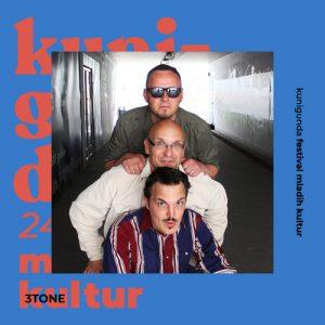 3TONE, festival Kunigunda, Veljenje, Miha Erič, Natalija Šepul Erič, Boris sadar, David Slatinek, Zavod Orbita, 3TONE BAND, Festival, Kunigunda